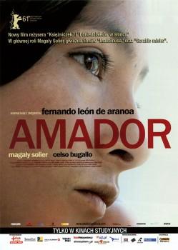 Przód ulotki filmu 'Amador'