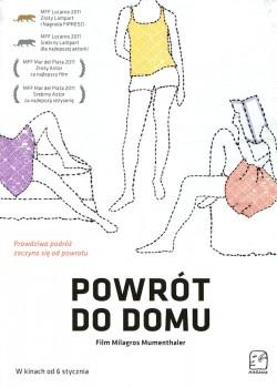 Przód ulotki filmu 'Powrót Do Domu'