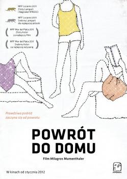 Polski plakat filmu 'Powrót Do Domu'