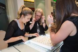Ashley Wagner - at the PANDORA store in Lynnwood, Washington 9/14/13
