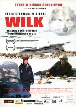 Przód ulotki filmu 'Wilk'