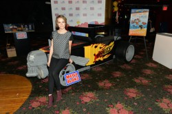 Bridgit Mendler - T.J. Martell Foundation's 14th Annual Family Day in NYC 9/15/13