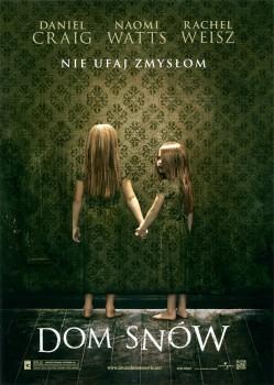 Przód ulotki filmu 'Dom Snów'