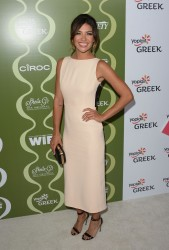 Jessica Szohr - Variety & Women In Film Pre-Emmy Event in Beverly Hills 9/20/13