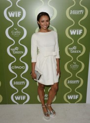 Kat Graham - Variety & Women In Film Pre-Emmy Event in Beverly Hills 9/20/13