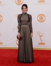 Aubrey Plaza - 65th Annual Primetime Emmy Awards 9/22/13