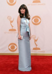 Zooey Deschanel - 65th Annual Primetime Emmy Awards 9/22/13