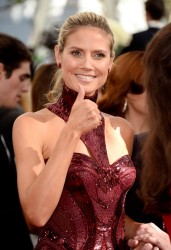 Heidi Klum - 65th Primetime Emmy Awards 9/22/13