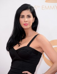Sarah Silverman - 65th Primetime Emmy Awards 9/22/13