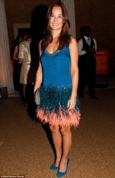 Pippa Middleton - Vanity Fair & Serpentine Sackler Gallery VIP dinner in London 9/24/13