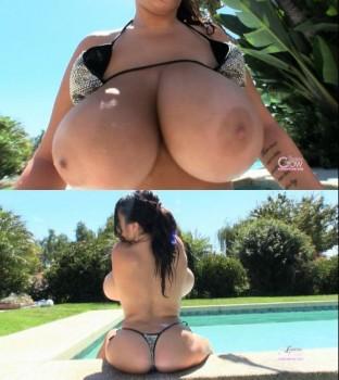 Antonella Kahllo – Hot Tub Spice 2 Incredibly Huge Boobs