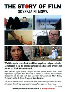 Tył ulotki filmu 'The Story Of Film - Odyseja filmowa'