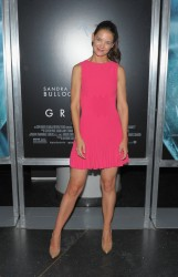 "Katie Holmes - ""Gravity"" Premiere in NYC 10/1/13"