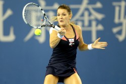 Agnieszka Radwanska - 2013 China Open Day 7 in Beijing 10/4/13