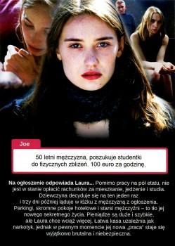 Tył ulotki filmu 'Studentki'