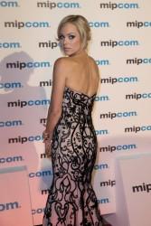 Laura Vandervoort - MIPCOM Bitten premiere in Cannes 10/7/13