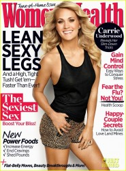 Carrie Underwood in Women's Health - November 2013