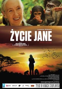 Polski plakat filmu 'Życie Jane'