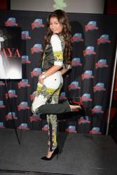Zendaya Coleman - CD & book release event in NYC 10/14/13