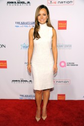 Nicole Lapin - Elton John AIDS Foundation Benefit in NYC 10/15/13