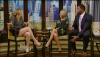 Chloe Moretz  LEG SHOW  on Kelly and Michael  Youtube 720p