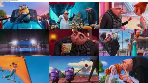 Download Despicable Me 2 (2013) BluRay 720p 700MB Ganool