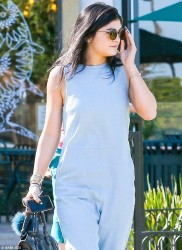 Kylie Jenner out in LA 10/17/13