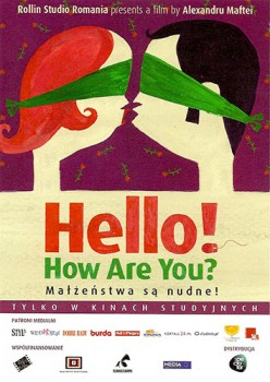 Przód ulotki filmu 'Hello! How Are You?'