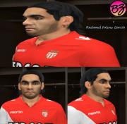 download pes 2014 Radamel Falcao García Face By Bz