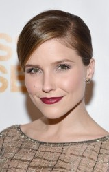Sophia Bush - 3rd Annual Pencils of Promise Gala in NYC 10/24/13
