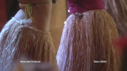 "Ashley Tisdale Hula Dancing in Super Fun Night S1 E4 ""Engagement Party"""