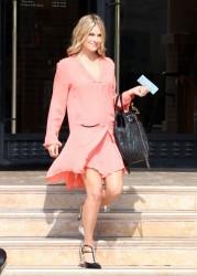 Ali Larter - Shopping in Beverly Hills 10/25/13
