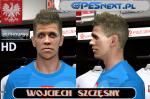 pes14 Wojciech Szczęsny Face by ZIUTKOWSKI