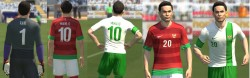 download Indonesia National Team full GDB Kits for PES 2014 by Nugrahaji