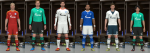 pes 2014 Schalke 2013-14 Kit Set by Michael