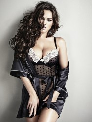 Kelly Brook - New Look Lingerie Collection