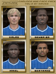 pes 2014 Chelsea Mini Face Pack vol.2 by Hawke