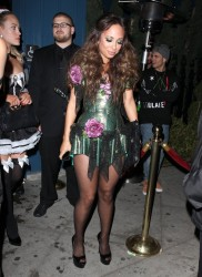 Cheryl Burke - Halloween party at Hooray Henry's in West Hollywood 10/30/13