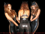 Nicole Scherzinger : Hot PVC Wallpaper