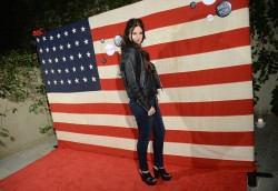 Lana Del Rey - Nylon Magazine Celebrates 'America The Issue' in West Hollywood 11/1/13