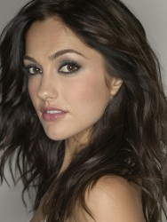 Minka Kelly Twelve Large Facial Shots