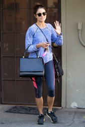Nikki Reed - Leaving a pet store in LA 11/2/13