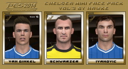 download PES 2014 Chelsea Mini Face Pack