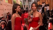 Nina Dobrev - Emmy Awards 2011 Red Carpet Interview 720p