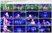 Katy Perry - Performing Medley of California Gurls & Roar - Music Station - Japan - Nov 1 2013 720p