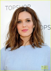 Mandy Moore - Topshop Holiday Celebration in LA 11/2/13