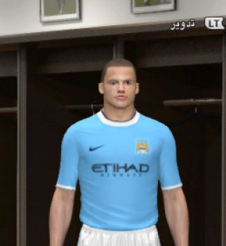 download Rodwell Face By X9 (pes 2014)