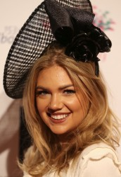 Kate Upton - VRC Oaks Club Luncheon in Melbourne 11/6/13