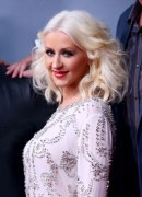 Christina Aguilera - The Voice Season 5 Top 12 Event in Universal City, November 7, 2013