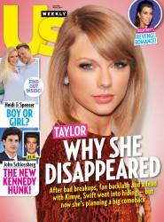 Taylor Swift -                      Us Weekly Magazine May 22nd 2017.